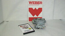 GENUINE WEBER  38/38  DGES CARBURETOR ~ HI PERFORMANCE WEBER CARBURETOR