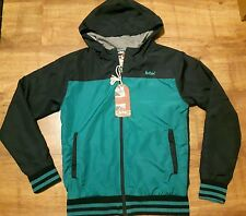 Lee Cooper Light Weight Hooded Jacket Junior Boys Size 9-10yrs