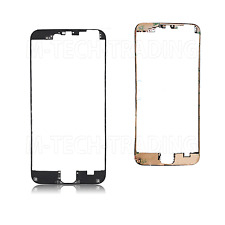 NEW IPHONE 6 PLUS 5.5 BLACK OUTER LCD TOUCH SCREEN TRIM BEZEL + 3M STICKER PART