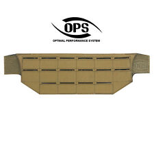 OPS/UR-TACTICAL BELT MOUNT MOLLE PANEL IN COYOTE BROWN
