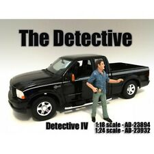 """THE DETECTIVE #4"" FIGURE FOR 1:18 SCALE MODELS BY AMERICAN DIORAMA 23894"