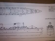 SS UNITED STATES ship  model  boat  plans