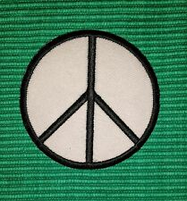 CND Peace Symbol Iron/ Sew-on Embroidered Patch / Badge/ Logo for Shorts- Shirts