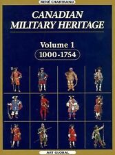 Canadian Military Heritage, Vol. 1: 1000-1754-ExLibrary