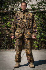 Size 44-46/3 Russian SSO SPOSN Partizan M double-sided anorak sniper camo suit