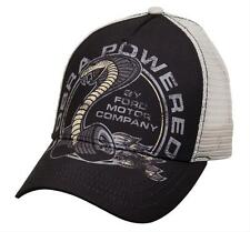 NEW Ford Oval Camo Real Tree Cobra Plate Mustang Adjustable Cap Hat