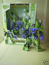 CHINA VER TRANSFORMERS DECEPTICON CONSTRUCTICONS DEVASTATOR REPLICA FOR TFC