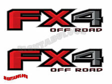 2015 FX4 F Ford F150 off road decal sticker 4x4 bed bedside F250 trucK f7