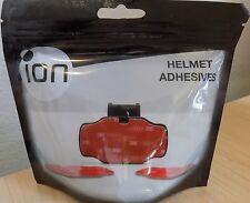 ION Helmet Adhesives Accessories For Camera Model #5008 Factory Sealed NEW