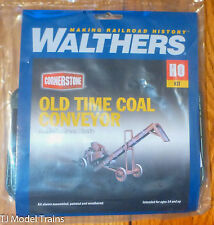 Walthers Cornerstone HO #933-3520 Old-Time Coal Conveyors (3 in package)