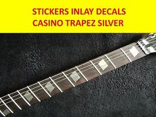 STICKERS INLAY CASINO TRAPEZ FRET MARKERS VISIT OUR STORE WITH MANY MORE MODELS