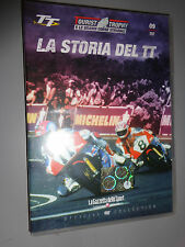 DVD N° 1 TOURIST TROPHY E LE GRANDI CORSE STRADALI LA STORIA DEL TT