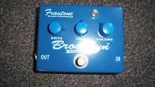 "Frantone ""BROOKLYN"" Pedale Overdrive per Chitarra-Hand Wired."