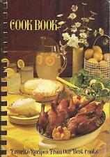 *PLEASANT HILL KY 1988 *RATTLESNAKE RIDGE COMMUNITY CLUB COOK BOOK *LOCAL ADS