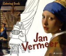 Coloring Book Vermeer