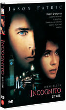 Incognito,1998 (DVD,All,Sealed,New) Irene Jacob, Jason Patric