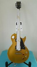 "Electric Guitar LP V100MRJBM ""Gold Top"" by Vintage (GOL DTP)"