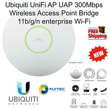 Ubiquiti UniFi AP UAP 300Mbps Wireless Access Point 11b/g/n enterprise Wi-Fi