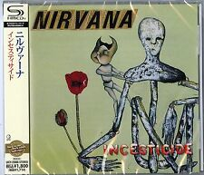 NIRVANA-INCESTICIDE-JAPAN SHM-CD D50