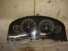 2005 3.2 V6 VAUXHALL VECTRA C SPEEDOMETER (RECALIBRATED BY RS MOTORS) 13186661CF