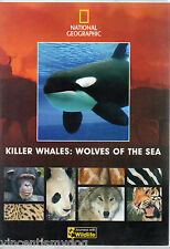 Killer Whales - Wolves Of The Sea (National Geographic Journeys With Wildlife)