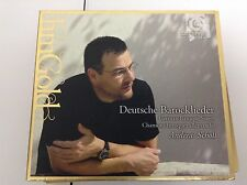 Deutsche Barocklieder German Baroque Songs 2010 CD W Andreas Scholl CD HARMONIA