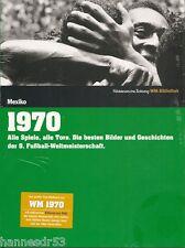 Mexiko Fußball Weltmeisterschaft 1970  Süddeutsche Zeitung WM Bibliothek NEU OVP