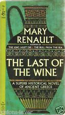 1st POCKET CARDINAL ED.OCT 1964* MARY RENAULT * THE LAST OF THE WINE PAPERBACK
