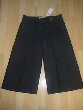 Womens Size 12 Regular Indigo 3/4 Length Trousers from Next