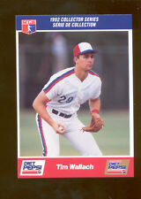 1992 Diet Pepsi TIM WALLACH Montreal Expos Card Mint