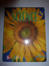 McGraw Hill Science 2 2nd Grade Textbook Homeschool National Geographic