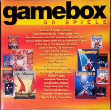 50 Game Box PC clásico dos todo versiones completas!!! culto clásico Top.