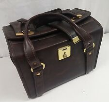 Diamond Deluxe Gadg-it Bag Eldorado SLR Case Vintage 1950s Leather NEW D5