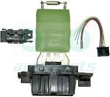 Per Fiat Punto/Grande 05-15 Resistore Ventola Soffiatore Radiatore Motore &
