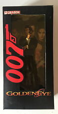 "DRAGON 38001 JAMES BOND 007 PIERCE BROSNAN GOLDENEYE 1:9 ACTION FIGURE 8"" ~BOXED"