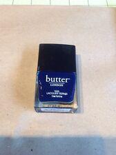 Butter London Royal Navy Nail Polish
