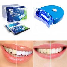 HOT! Teeth Whitening Kit Tooth Whitener Strips Home Dental Laser Bleaching White