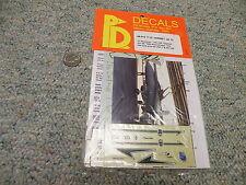 PD  decals 1/48 48-012 F-18 Hornet Pt 2 77 Sq A21-106 Daphne A21-50 50th Ann A19