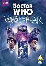 Doctor Who - The Web of Fear [DVD] Patrick Troughton, Frazer Hines BRAND NEW