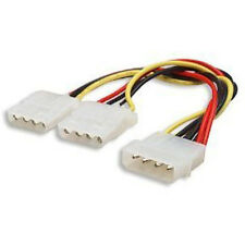 4 Pin ATX Molex Power Supply Extension Cable Male to Female Port Power Cable IDE