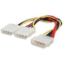 4 Pin ATX Molex alimentatore cavo di estensione maschio a femmina cavo di alimentazione Porta IDE