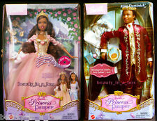 Anneliese Barbie Doll King Dominick African American Princess and the Pauper AA