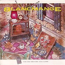 """BLANCMANGE 'THE DAY BEFORE YOU CAME' UK PICTURE SLEEVE 7"""" SINGLE #2"""