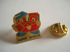 PINS LOGO SUPER INTELLO PRESSE LIVRE