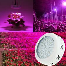 150W UFO LED Grow Light Panel Full Spectrum Round Lamp For Herbs Flowers US A3W1