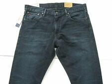 POLO RALPH LAUREN Men's Varick Slim-Straight Newton-Wash Jeans 36x34