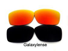 Galassia Lenti Di Ricambio Per Oakley Jupiter Squared nero/rosso Polarizzati