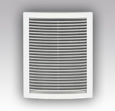 """Air Vent Grille 180mm x 250mm with Fly Screen 7"""" x 10"""" Ducting Cover Grid OW69"""