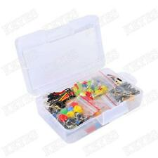 Electronics Fans Components Package LED  Breadboard Switch Button for ARDUINO