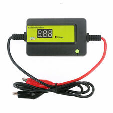 New Golf Car Battery Desulfator Desulphator 12v to 48v Batteries Auto Pulse
